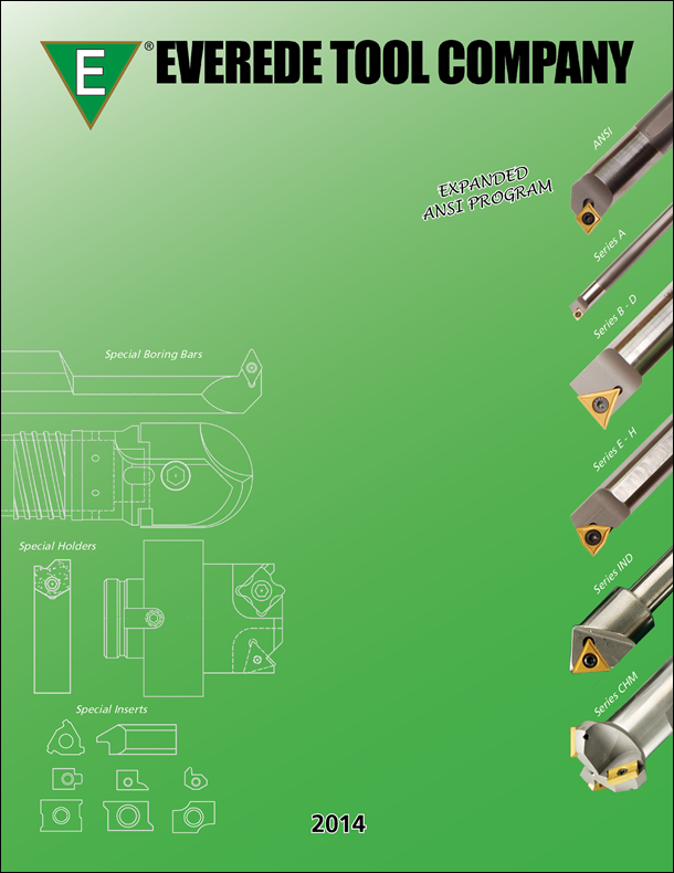 2014 Everede Product Catalog Cover